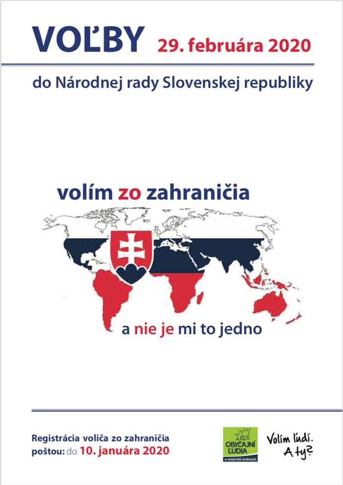 Voľby zo zahraničia